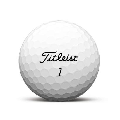 Titleist AVX 2020 Golfbälle Weiß - 3er Pack