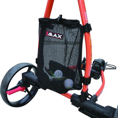 BIG MAX Golf Netztasche für Golftrolley