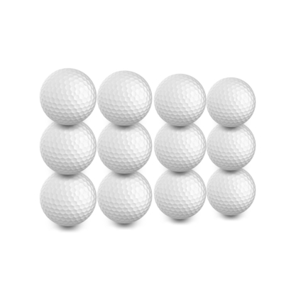 Blanko Golfball Einzeln ohne Druck