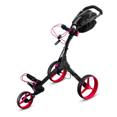 BIG MAX IQ + Golf Trolley 3-Rad
