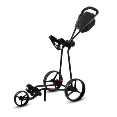 BIG MAX TI ONE 3-Rad Golftrolley