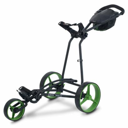 BIG MAX Autofold X Golf Trolley - 3Rad Ultrakompakt