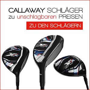 Callaway Schläger 2015 im Angebot